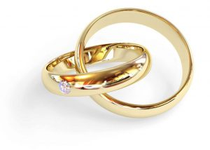 Gouden ringen